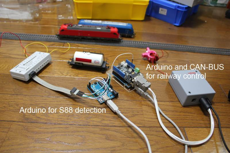 Yaf postst26642 An Alternative  mand Station Railuino on arduino wiring