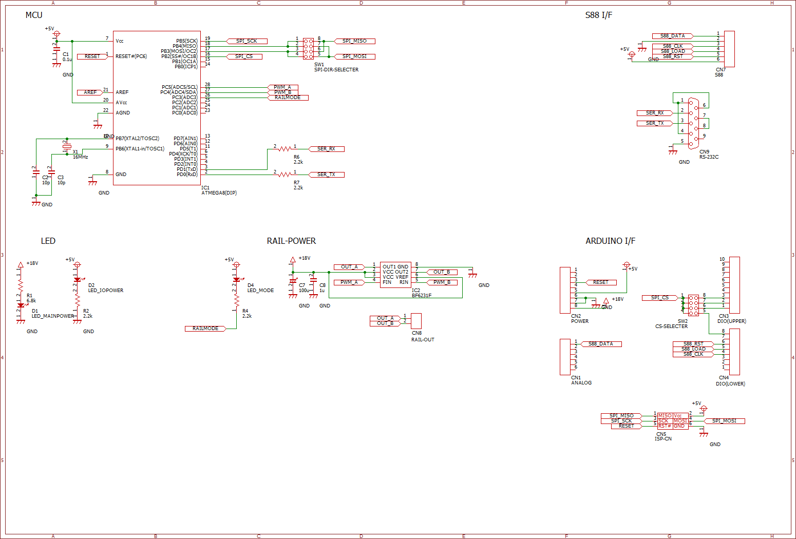 Mbe on Arduino Mos Fet Motor Control